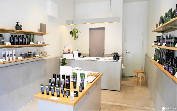 Store for Luxurious and Effective Natural Cosmetics