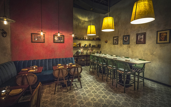 Opening Shot: Next-Wave Indian Cuisine at a New York Gastrobar
